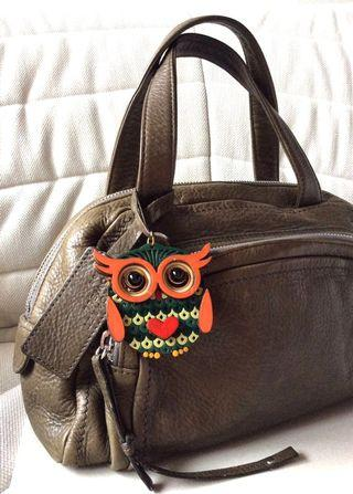 Authentic leather bag MARGARET HOWELL idea