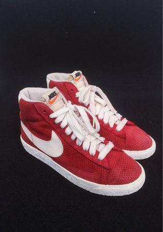 Nike Blazer Mid Original (Blazzer Sepatu Sneakers)