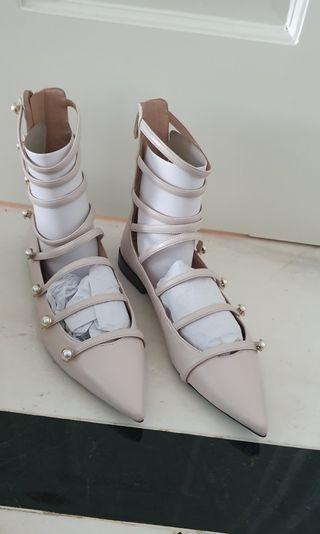 Zara gladiator sandal