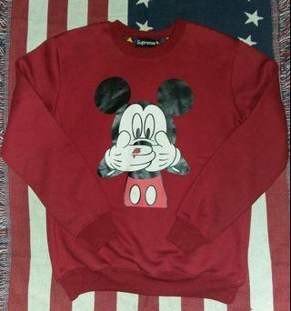 Mickey Mouse x supreme