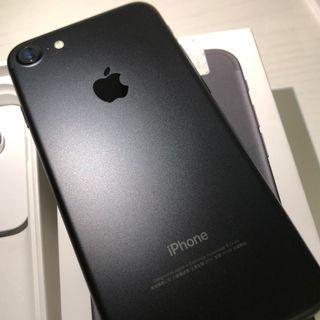 全新 iPhone 7 32G 黑色 (已拆外膜)