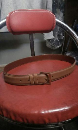 COACH  LEATHER BELTS