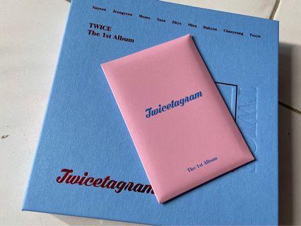 Twice 1st Album - TWICETAGRAM (MATTE) UNSEALED