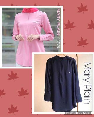 Nenggeulis Mary Plain New RM55
