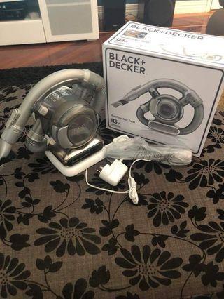 Black & Decker Dustbuster Flexi Cordless / Handheld Vacuum cleaner