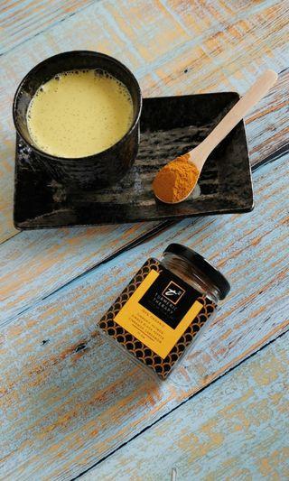 Turmeric Golden Milk Tea