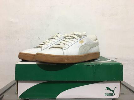 Puma Basket Classic Gum Leather