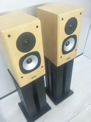 AE Aegis Neo Evo One Bookshelf Speakers