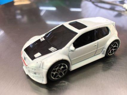 Hot Wheels VW Golf GTI 2007