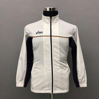 Asics Windbreaker White Jacket