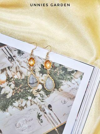 France Vintage Style Earring