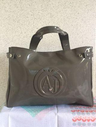 Armani Jeans Travel Bag Jelly Style