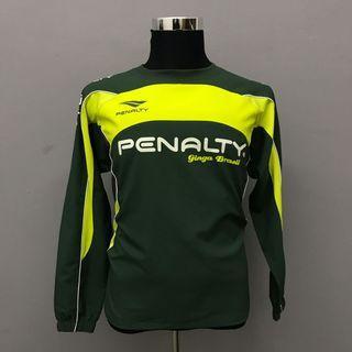 Penalty Training Wear Green Jacket
