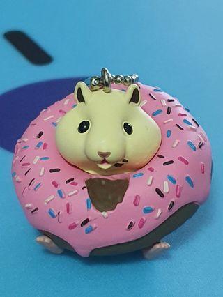 扭蛋小物_甜甜圈之鼠_轉蛋系列~喜歡快來收藏