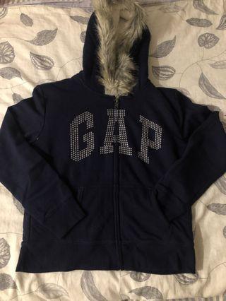 Gap鋪毛外套