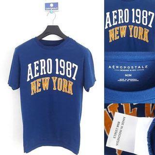 Tshirt Aeropostale Royal Blue