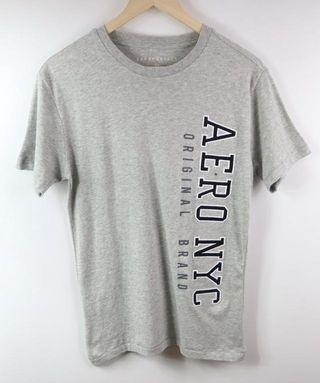 Tshirt AERO TS ER Grey