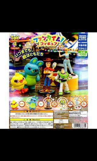 玩具總動員4 扭蛋 公主