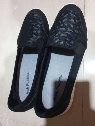 Hush Puppies Shoes BLACK ORI