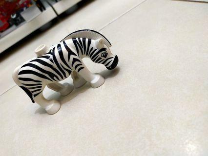 Duplo Zebra