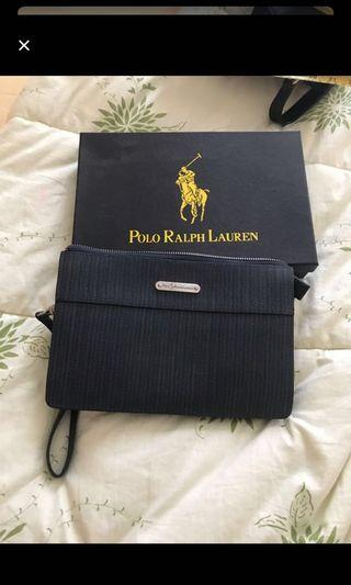 Pouch man  Polo authentic