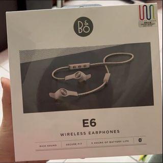 B&O E6無線藍芽耳機 香檳金