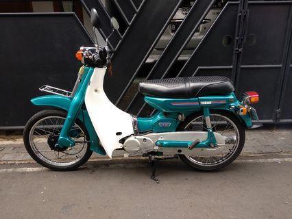 Yamaha v75 th 77 (FP) jual BU