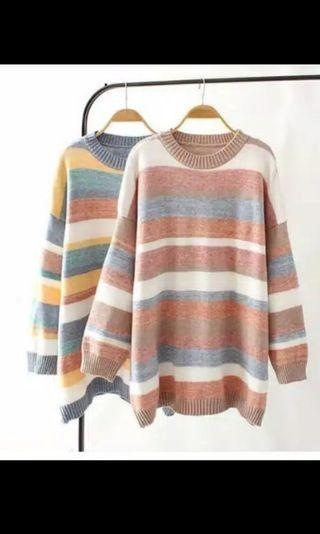 Sweater Rajut lovata