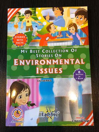 Ladybug-Environmental Issues