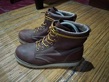 Boots roos made in korea