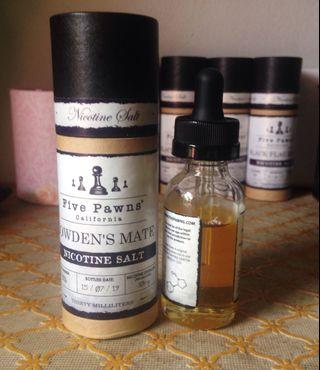 Five Pawns- Bowden's Mate