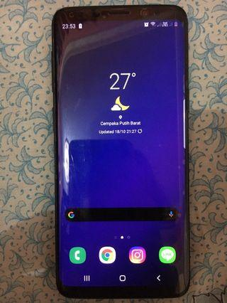 Samsung s9 dual sim card