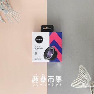 【bitplay】HD高階廣角鏡頭 HD Wide Angle Lens