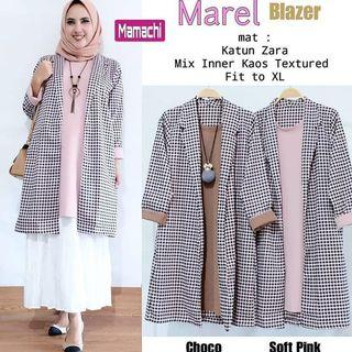 Blazer plus inner / Marel blazer /blezer import