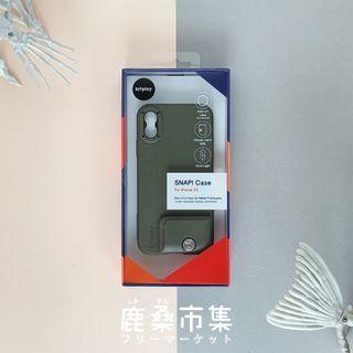 【bitplay】X/XS/XS max/XR專用手機殼 (軍綠色)