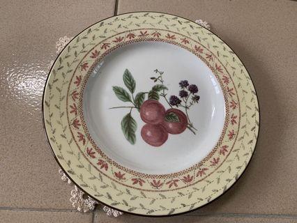 Side plates 9' Johnsonbros