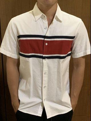 HVC短袖襯衫(全新)
