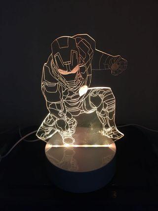Iron Man Hologram