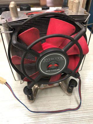 EverCool buffalo Cpu cooler 775 socket