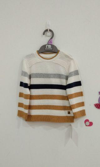 🆕6-9M Mothercare Knitted Sweater