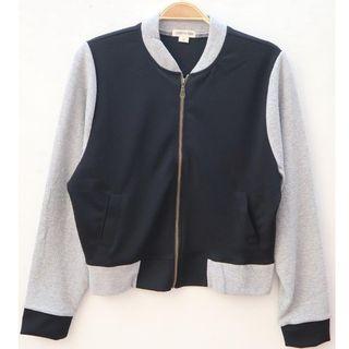 CHROMA TALE Jacket Black Grey