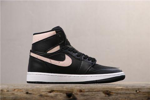 喬丹/Air Jordan aj1 AJ1 喬丹1代 喬1高幫系列 Air Jordan 1 High Premium 貨號:AQ9131-001 喬1高幫黑粉 36-46