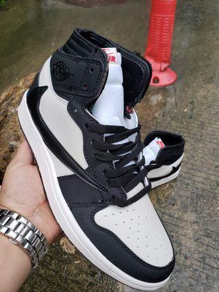 aj1 喬丹1代 喬1倒鉤 Air Jordan 1 High OG TS SP 配色男女鞋36----45