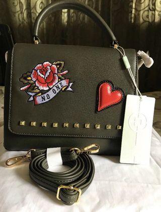 St. John Louis Authentic Sling/Hand Bag