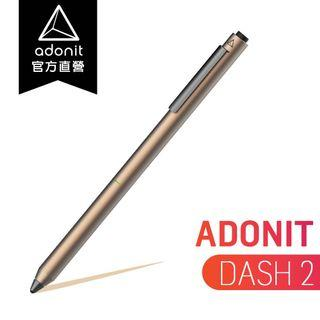 【Adonit】DASH2 極細筆尖電子式觸控筆(Apple、Android、手機、平板、iPhone、iPad