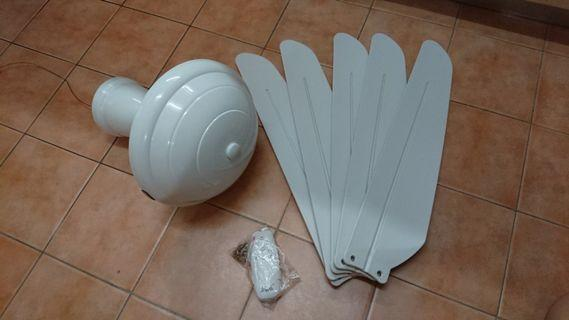 Bayu Air Ceiling fan with remote control