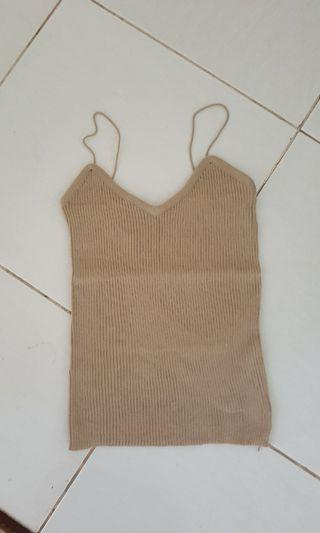 Tank Top Rajut - New