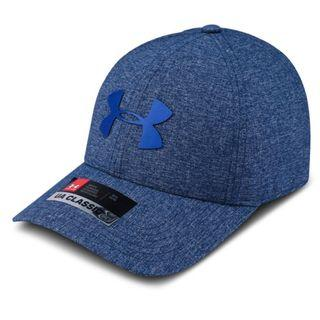 """""""Men's UA CoolSwitch ArmourVent™ 2.0 Cap"""" Under Armour UA 全新 藍色 棒球帽 鴨舌帽 老帽 運動帽 球帽 帽子 1291856"""
