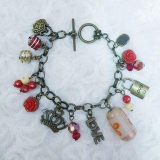 Goblin Charms Bracelet by JiALee