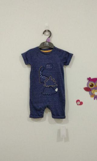🆕6-9M Mothercare Playsuit